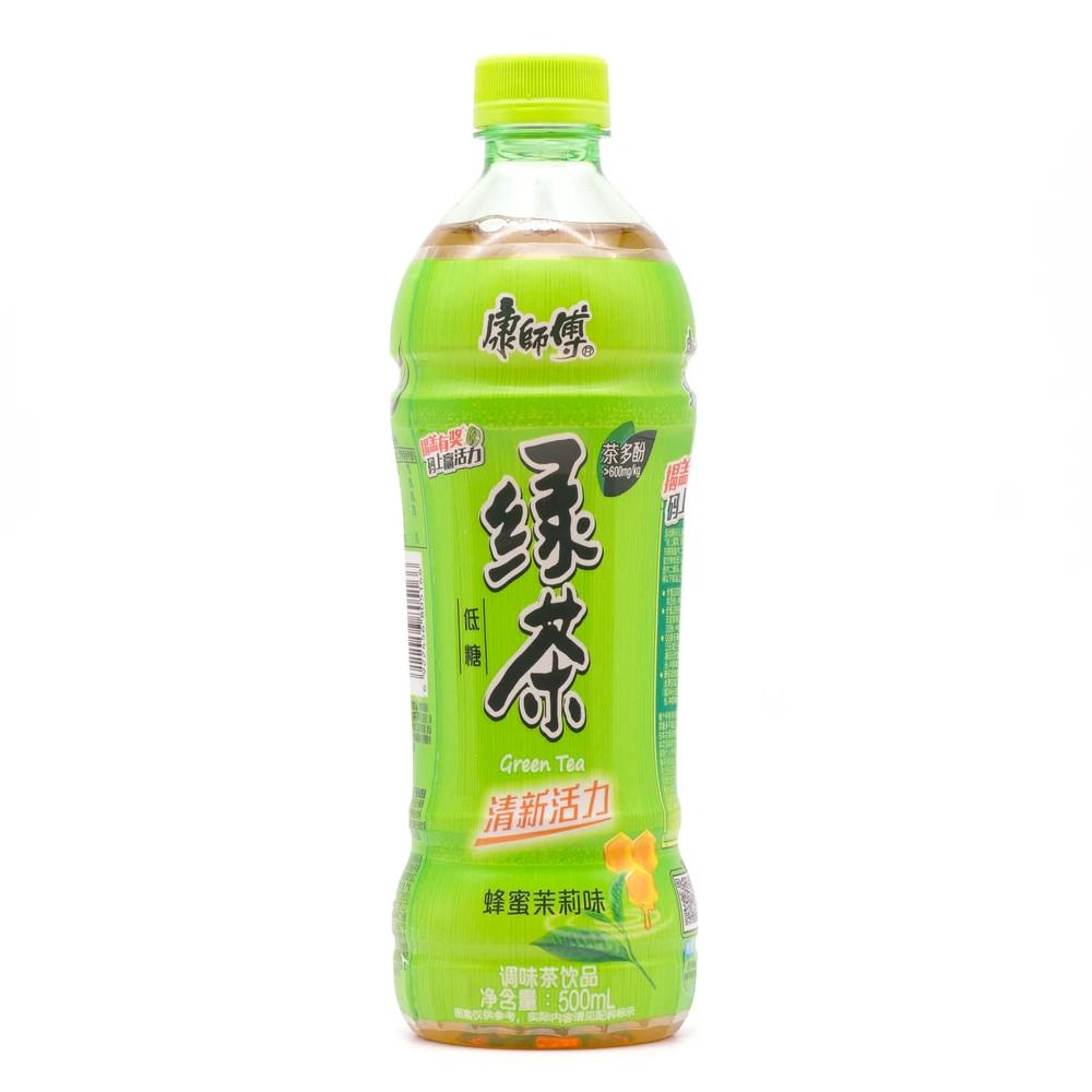 Bebida Adocicada Pronta Chá Verde Master Kong Green Tea - 500mL