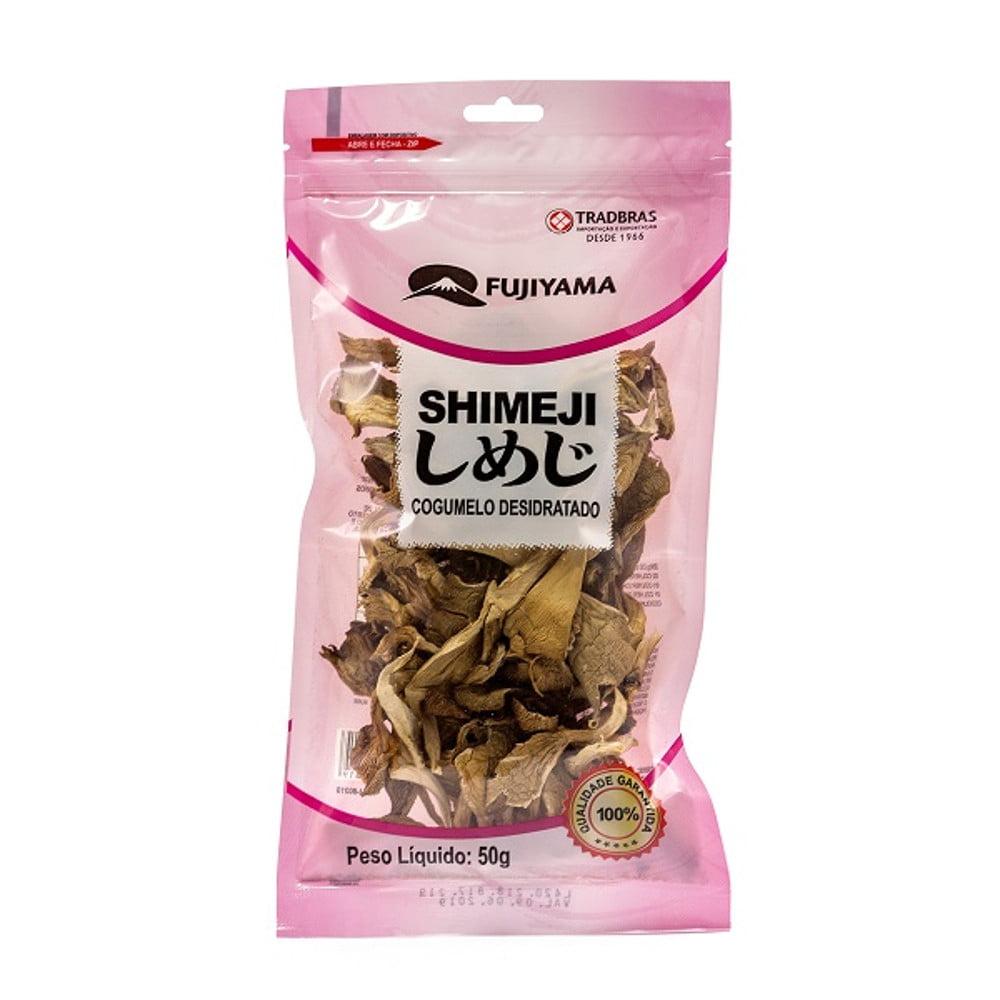 Cogumelo Desidratado Shimeji - 50 gramas