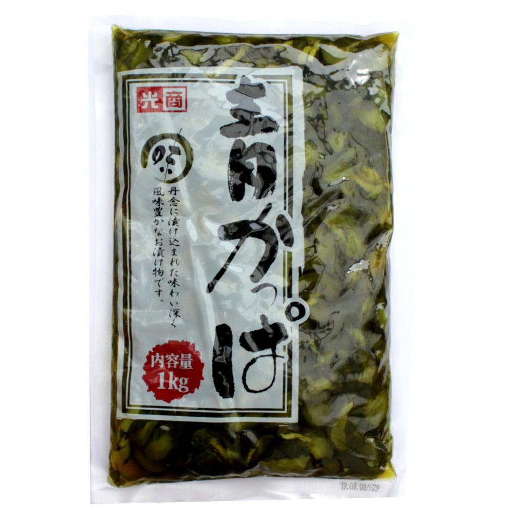 Conserva de Picles de Pepino Fatiado Kousyo Aokappa - 1 kg