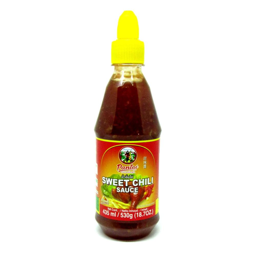 Molho de Pimenta Tailândesa Sweet Chili Sauce Pantai - 530g