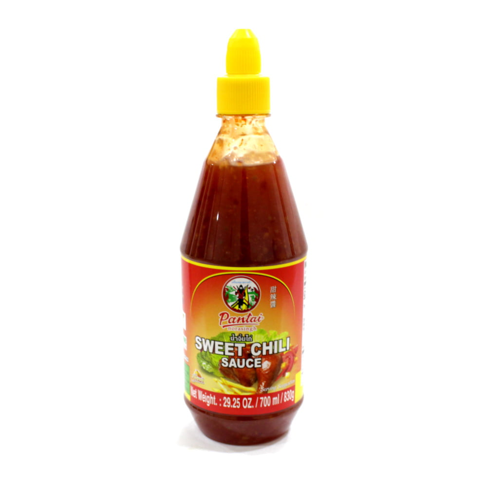 Molho de Pimenta Tailândesa Sweet Chili Sauce Pantai - 830g