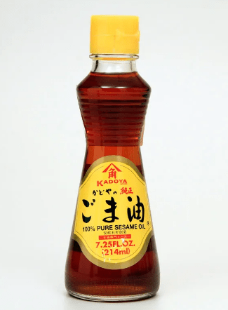 Óleo de Gergelim Japonês Goma Abura Kadoya - 200g