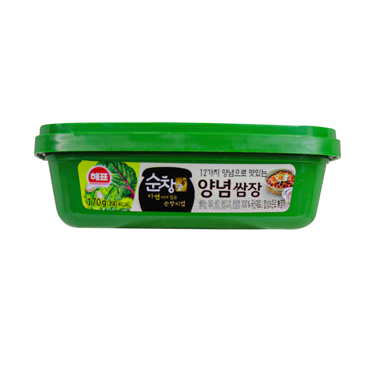 Pasta de Soja Coreana Ssamjang Sajo - 170 Gramas