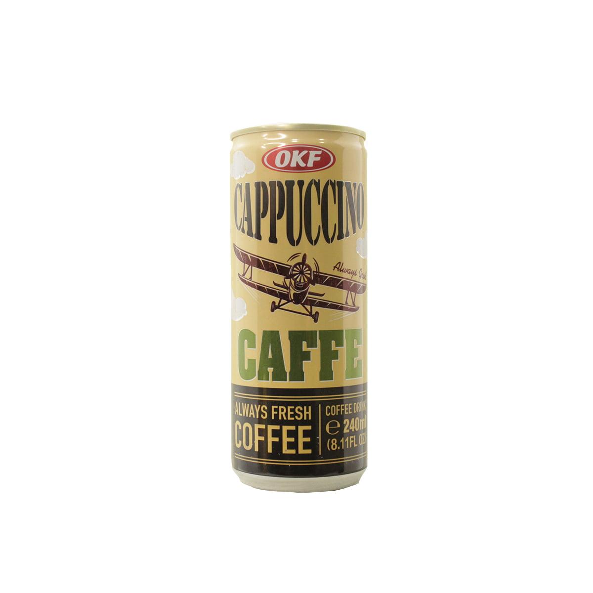 Café Coreano Cappuccino Premium OKF - 240mL