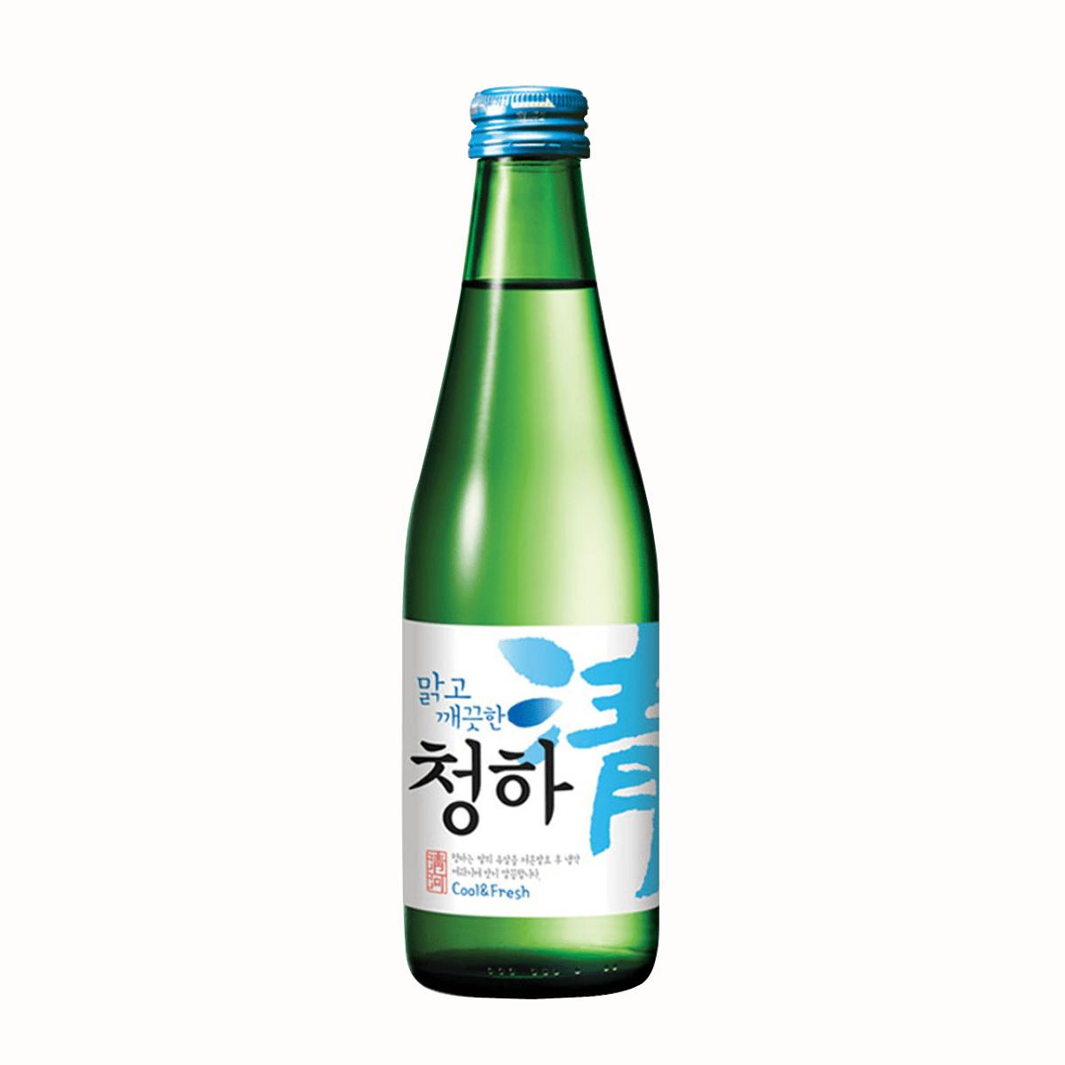 Saquê Coreano Importado Chung Ha Lotte - 300mL
