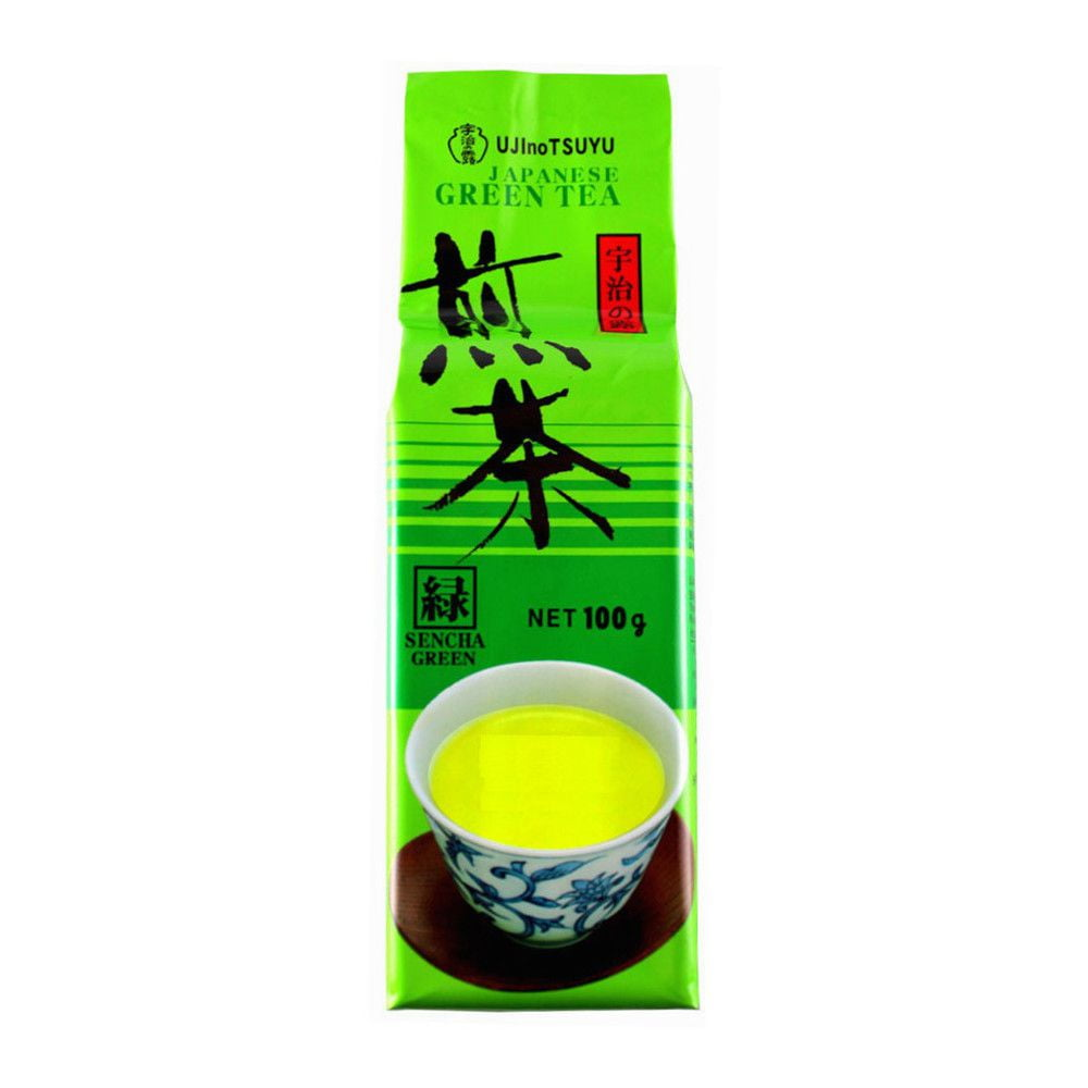 Chá Verde Japonês Sencha - 100 gramas