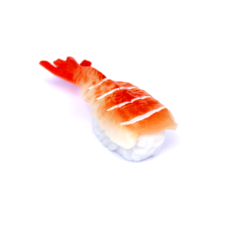 Imã para enfeite de geladeira formato Sushi 5