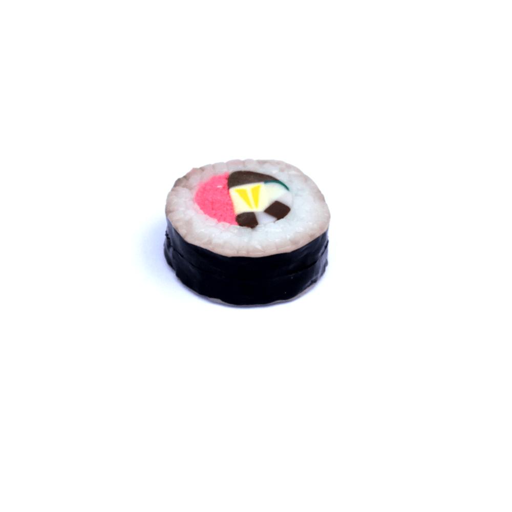 Imã para enfeite de geladeira formato Sushi 6