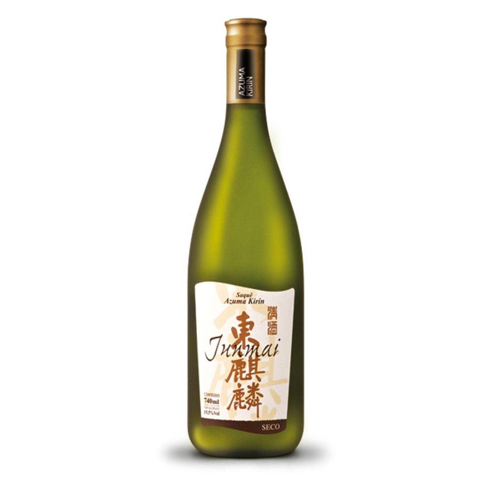 Saquê Junmai Azuma Kirin Premium - 740 ml