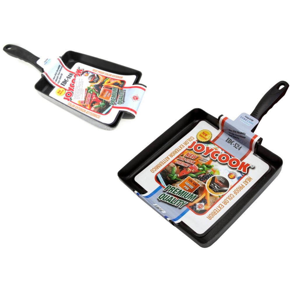 Kit Frigideiras para Tamagoyaki Antiaderente Jooycook - 2 Tamanhos