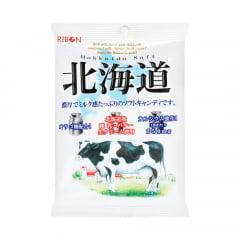 Bala Japonesa de Leite Ribon Soft Hokkaido Milk Candy - 110 gramas