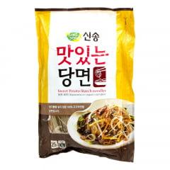 Macarrão de Batata Doce Harusame Coreano SingSong - 500 Gramas
