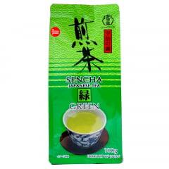 Chá Verde Japonês Sencha Green - 100 gramas