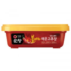 Pasta de  Pimenta Coreana Gochujang Extra Forte - 200 gramas