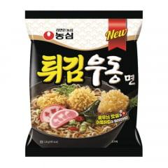 Kit Lamen Coreano Udon Tempura Noodle Soup Nongshim 118g - 5 pacotes