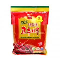 Pimenta Vermelha Premium em pó Gochugaru Fina Wang Korea - 1 Kg