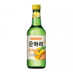 Soju Importado Chum-Churum Lotte Sabor Cidra - 360mL