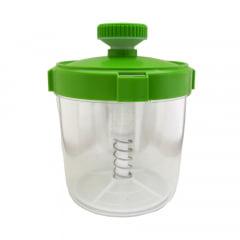 Pote para Conserva Tsukemono Verde - 3,3 L
