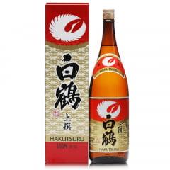 Saquê Especial Japonês Futsuu-Shu Josen Suave Hakutsuru - 1,8L