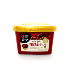 Pasta de Pimenta Coreana Gochujang Nível Médio - 500 gramas