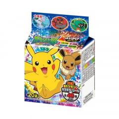 Tempero para Arroz Japonês Furikake Pokemon (20 sachês) - 50 Gramas