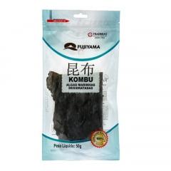 Alga Marinha Dashi Kombu Fujiyama - 50 gramas
