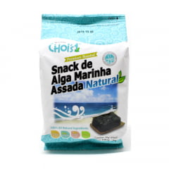 Alga Marinha Temperada e Assada Natural Chois - 10 gramas