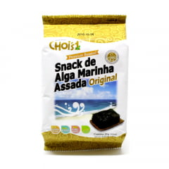 Alga Marinha Temperada e Assada Original Chois - 10 gramas