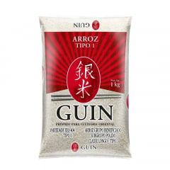 Arroz Japonês Guin - 1Kg