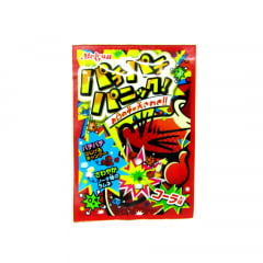 Bala Explosiva Sabor de Coca Cola Pachi Pachi Meisan - 5 gramas