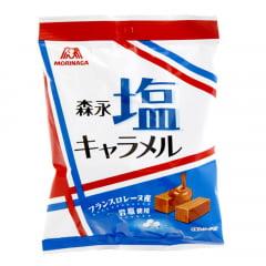 Bala Japonesa Sabor Caramelo com Sal Morinaga - 92 gramas