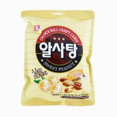 Bala Coreana Sabor Amendoim Haitai - 90 gramas