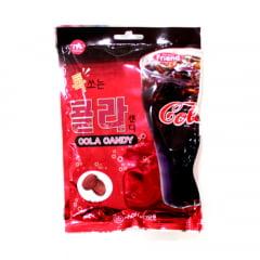 Bala Coreana Sabor Cola Mammos - 100 gramas