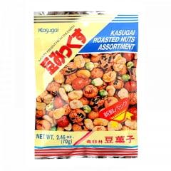 Salgadinho Japones Sortido MAME MIX Aperitivo  - 57 gramas