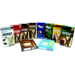Kit Biscoitos Pepero Palito Lotte - 10 Sabores