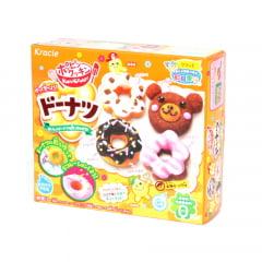 Kracie Popin Cookin  para Montar Kit Donuts - 38 gramas