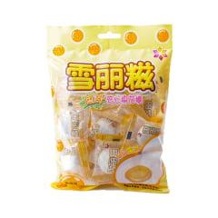 Marshmallow Recheado com Laranja - 100 gramas
