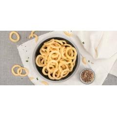 Salgadinho Coreano Cebola Onion Flavored Rings Cebola - 50 gramas