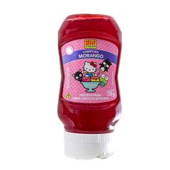Cobertura sabor Morango Hello Kitty Kenko - 250 gramas