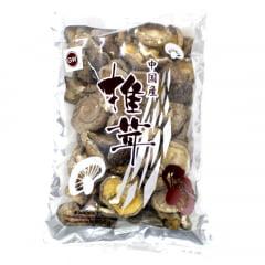 Cogumelo Desidratado Fatiado Shitake GW - 500 gramas