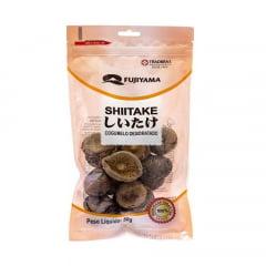 Cogumelo Desidratado Shitake - 50 gramas