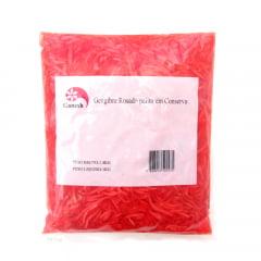 Conserva de Gengibre Rosado Palito - 1 Kg (Drenado)