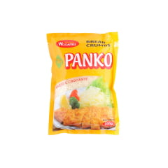 Farinha para Empanar Panko Bread Crumps Woomtree - 200 Gramas