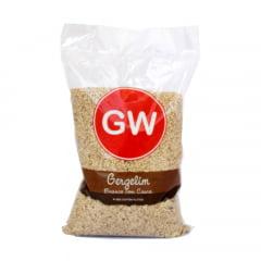 Gergelim Branco com Casca  GW - 1 kg