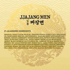 Kit Lamen Coreano Jjajangmen Tipo Chajangmen Paldo 200 gramas - 4 Pacotes