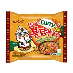 Lamen Coreano Super Picante Buldak Curry Samyang - 140g
