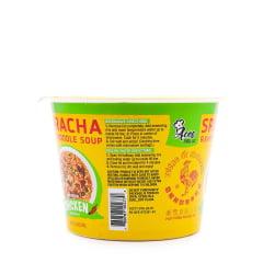 Lamen Picante Sriracha Sabor Galinha Copo - 110 gramas