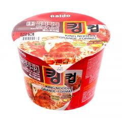 Lamen Coreano kimchi  Picante King Cup Noodle Paldo - 110g
