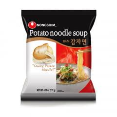 Lamen Coreano Sabor Batata Picante Noodle - 100 gramas