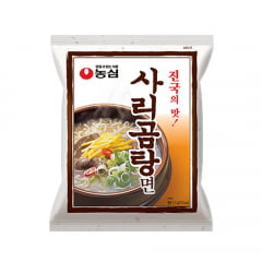 Lamen Coreano Sarigomtang Sabor Carne Samyang - 110 gramas